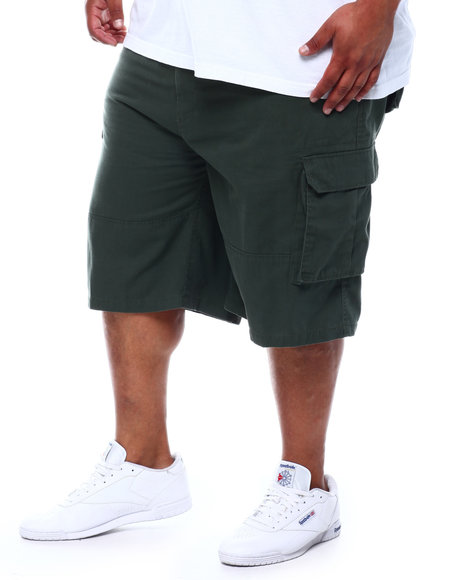 Rothco - Rothco Vintage Solid Paratrooper Cargo Shorts