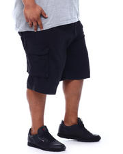 Rothco - Rothco Vintage Solid Paratrooper Cargo Shorts-2500870