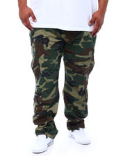 Pants - Rothco Vintage Camo Paratrooper Fatigue Pants-2500874