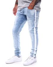 Spring-Summer-M - Side Stripe Stretch Jean-2501495
