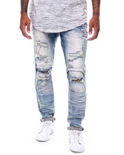 Buyers Picks - Slim worn Out Articulated Jean-2501850