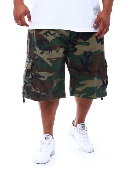 Rothco - Rothco Vintage Camo Infantry Utility Shorts