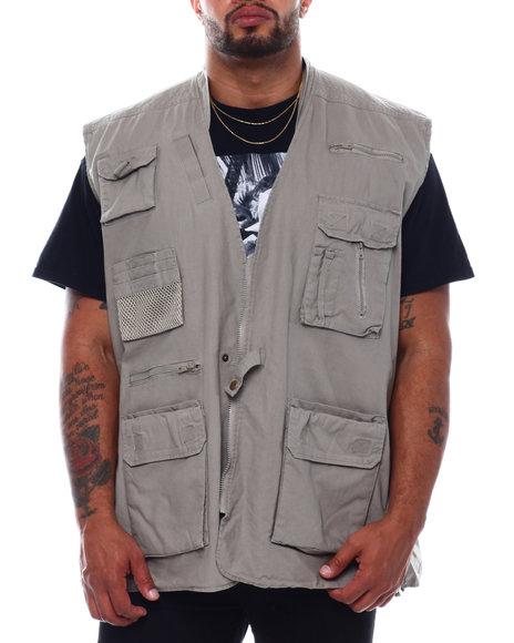 Rothco - Rothco Deluxe Safari Outback Vest