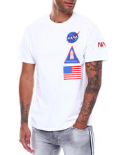 Hard Turn - Nasa Patch Tee-2500620