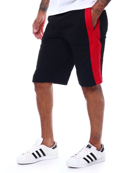 Akademiks - Panel Fleece Short