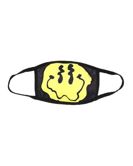 Hudson NYC - Wavey Smile Face Mask (Unisex)