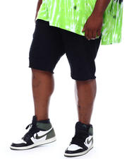 Jordan Craig - Distressed Denim Shorts (B&T)-2500341