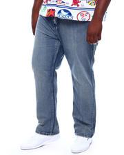 Buyers Picks - Stone Wash Sand Blast Denim Jeans (B&T)-2500783