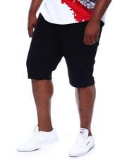 Jordan Craig - Raw Edge Hem Denim Shorts (B&T)-2500365