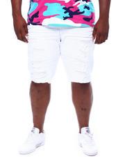 Jordan Craig - Distressed Denim Shorts (B&T)-2500426