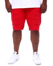 Jordan Craig - Distressed Denim Shorts (B&T)-2500475