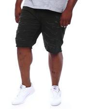 Jordan Craig - Distressed Denim Shorts (B&T)-2500517
