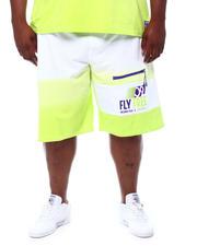 Born Fly - Sail Dip Dye Sweat Shorts (B&T)-2501724