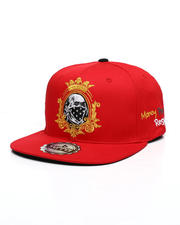 Buyers Picks - Benjamin Face Embroidery Snapback Hat-2502881