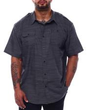 Button-downs - Stand Down Stripeze S/S Woven (B&T)-2503361