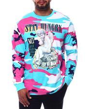 Buyers Picks - Stay Hungry Camo Long Sleeve T-Shirt (B&T)-2489937