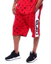 Big & Tall - Double Sided Knit Short (B&T)-2502542