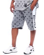 Ecko - Double Sided Knit Short (B&T)-2502547