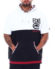 Ecko - Blocked Out S/S Hooded Knit (B&T)-2503488