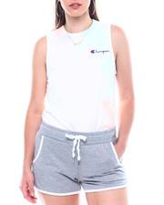 Champion - The Boyfriend Muscle Tee-Cloud Dye-2504531