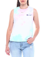 Women - The Boyfriend Muscle Tee-Cloud Dye-2504536