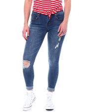 Bottoms - 5 Pocket Skinny Jeans-2504449