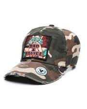 Dad Hats - Bad & Boujee Strapback Hat-2504616