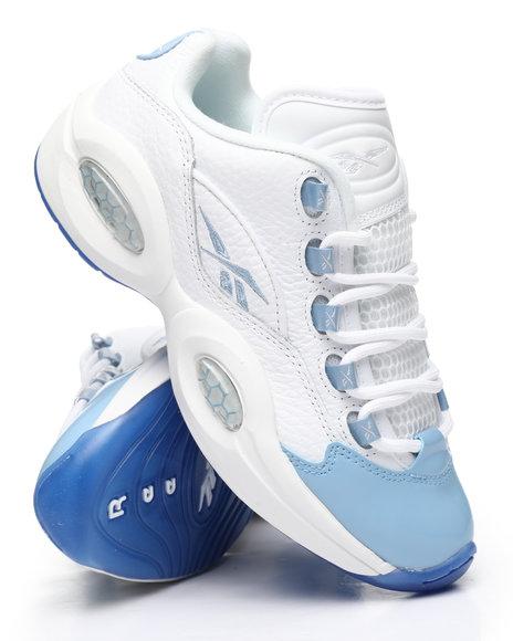 Reebok - Question Low Sneakers (4-7)