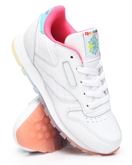 Reebok - Classic Leather Sneakers (11.5-3)
