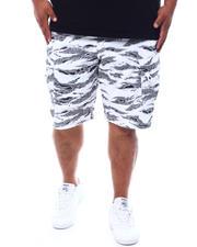 Shorts - MVP Belted Cargo Short (B&T)-2503945