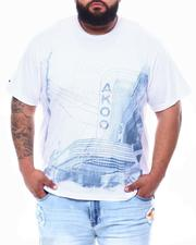 AKOO - Marquee Knit Tee (B&T)-2503636