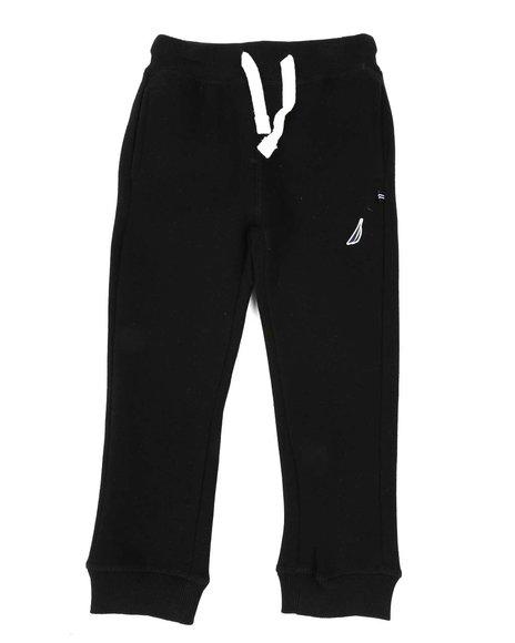 Nautica - Solid Knit Jogger Pants (4-7)