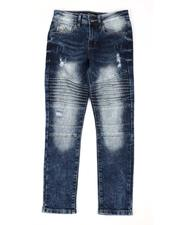 Southpole - Stretch Biker Denim Jeans (8-18)-2504919