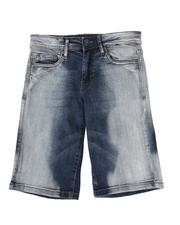 Boys - 5 Pocket Denim Shorts (8-18)-2504637