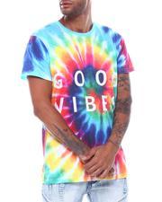 Buyers Picks - Good Vibes Tie Dye Tee-2503869