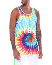 Buyers Picks - Good Vibes Tie Dye Tank Top-2503794