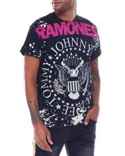 Liquid Blue - RAMONES HAVOK Tee-2504003