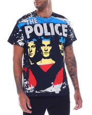 Liquid Blue - Police SYNCRONICITY HAVOK Tee-2504024