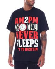 Buyers Picks - Money Never Sleeps Tee-2503283