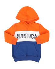 Boys - Color Block Hoodie (2T-4T)-2504797