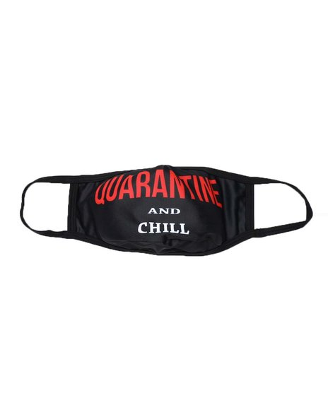 ROYAL 7 - Quarantine And Chill Face Mask (Unisex)