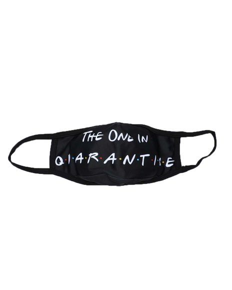 ROYAL 7 - One In Quarantine Face Mask (Unisex)