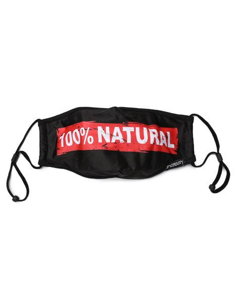 FYDELITY - 100% Natural Face Mask (Unisex)