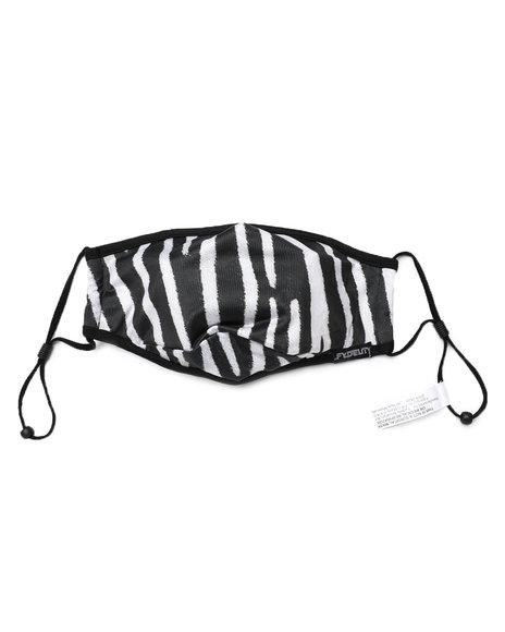 FYDELITY - Zebra Face Mask (Unisex)