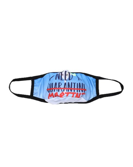 ROYAL 7 - Martini Face Mask (Unisex)