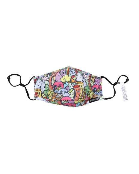 FYDELITY - Cup of Bows Face Mask (Unisex)