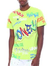 SWITCH - Money color Graffiti Tee-2505433