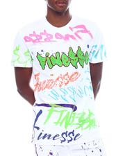 SWITCH - Graffiti w Chenille Tee-2505553