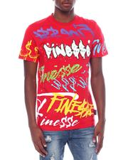 SWITCH - Graffiti w Chenille Tee-2505559