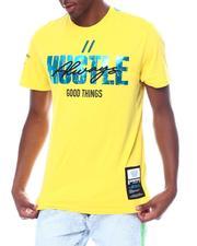 SWITCH - Hustle Foil Print Tee-2505604